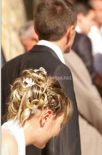 pauline le grand jour de charlyne coiffeuse maquilleuse 224 domicile photo 3