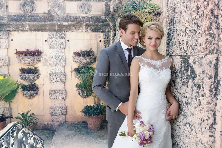 Robe de mariée Ondine