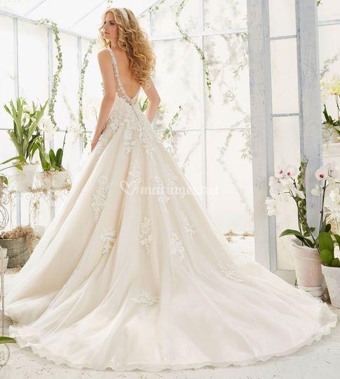 Robe de mariée Signature