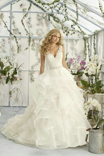 Robe de mariée Libeta