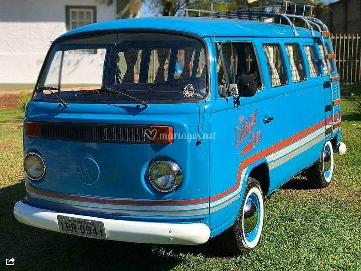 Combi vw 8 places 1976