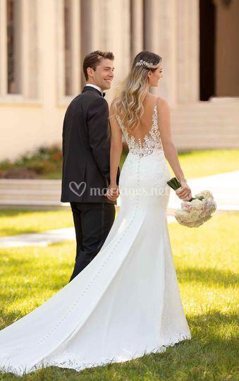 Robe de mariée Raffinée