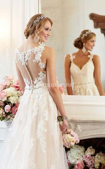 Robe de mariée Romantic