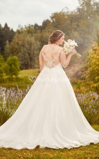 Robe de mariée Confidence