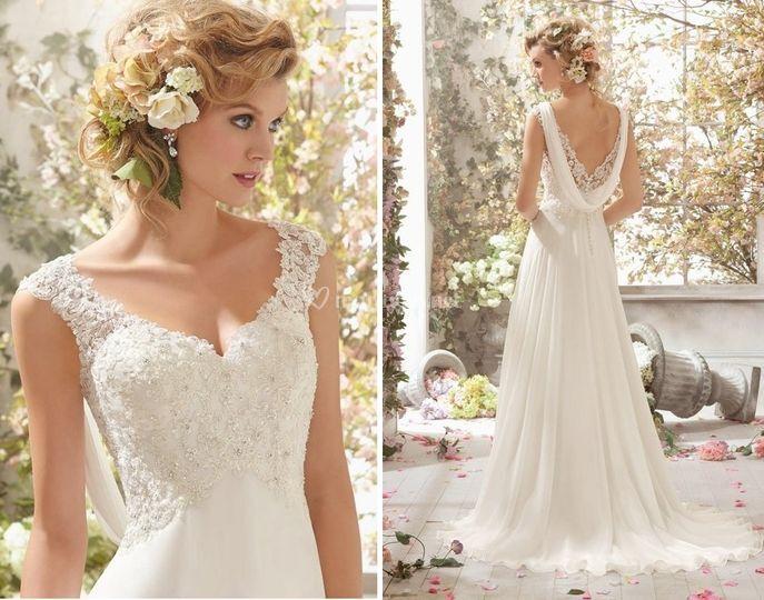 Robe de mariée Déesse