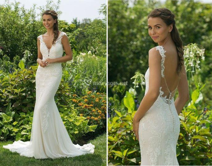Robe de mariée Désirée
