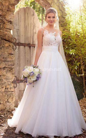 Robe de mariée Ariane