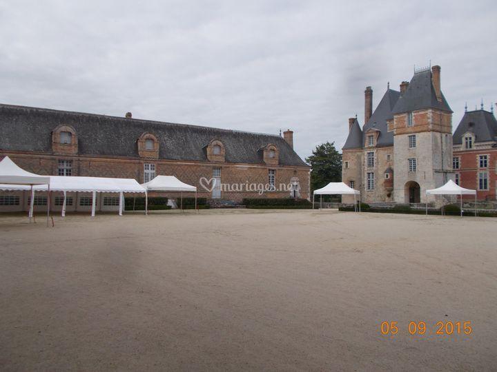 Château de la bussiére 45