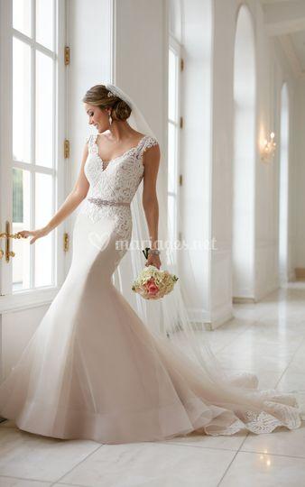 Robe de mariée Alina