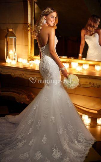 Robe de mariée Clarisa