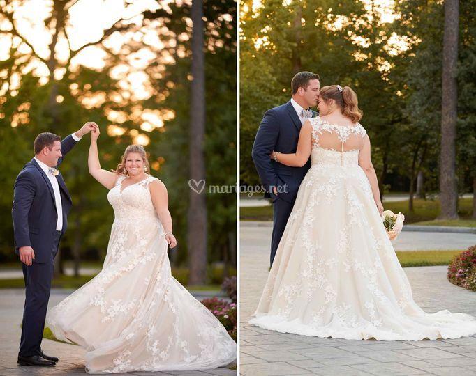 Robe de mariée Promesse