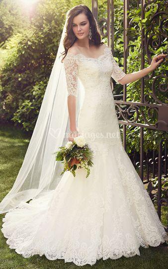Robe de mariée Malice