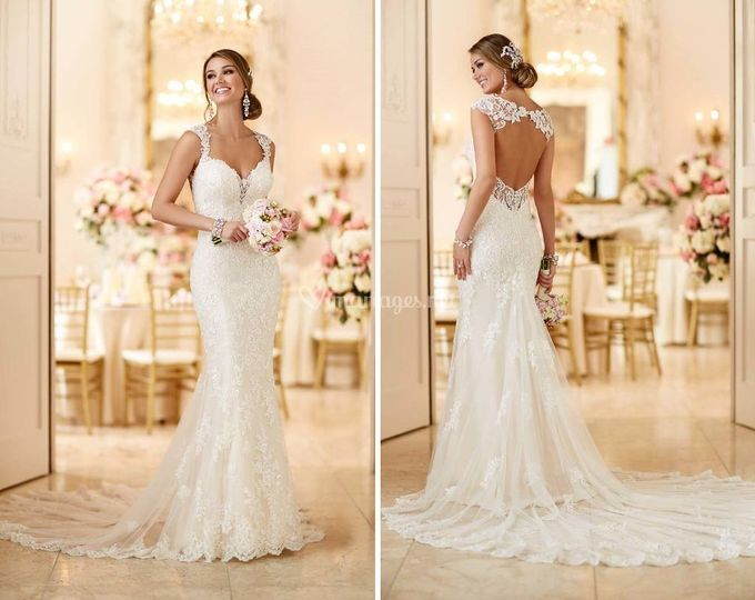 Robe de mariée Séduisante