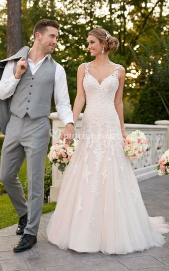 Robe de mariée Délicate
