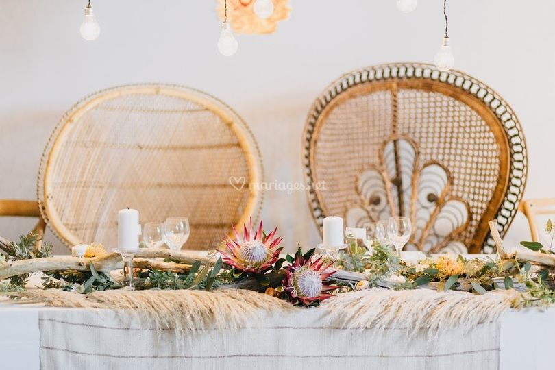 Table d'honn.Photo: jnguyenkim