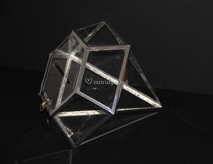 Urne diamant