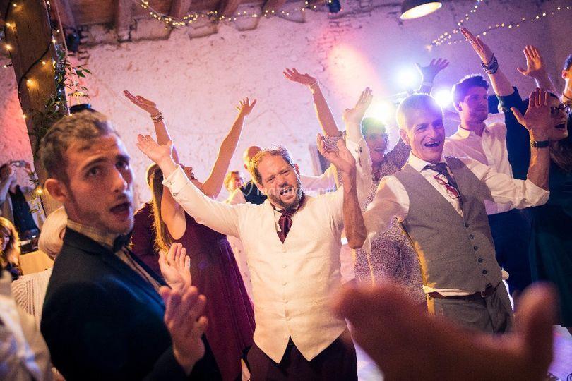 Fiesta dj mariage bas Rhin