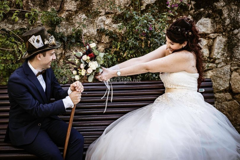 Mariage Sarah et Thibaut