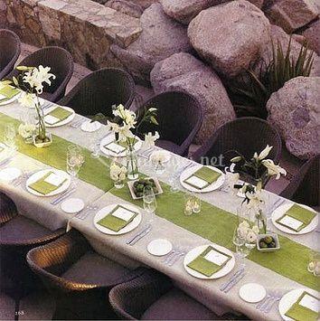 Banquet Vert