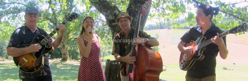 Trio avec Anne Griffith