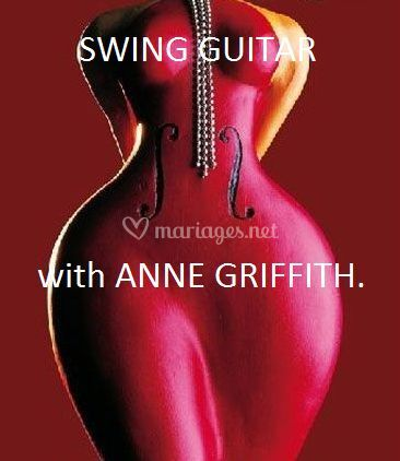 Affiche with Anne Griffith