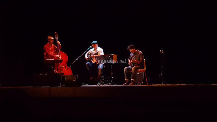 Concert à Nogaro