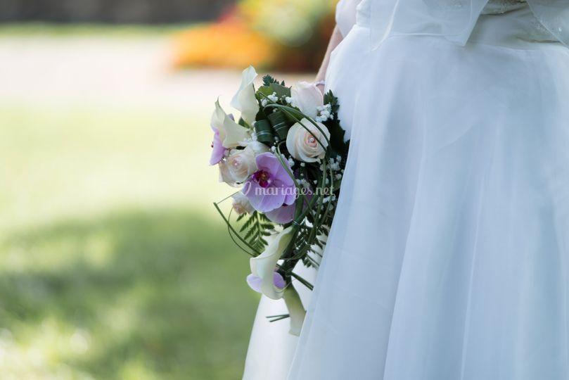 J'adore les bouquets !