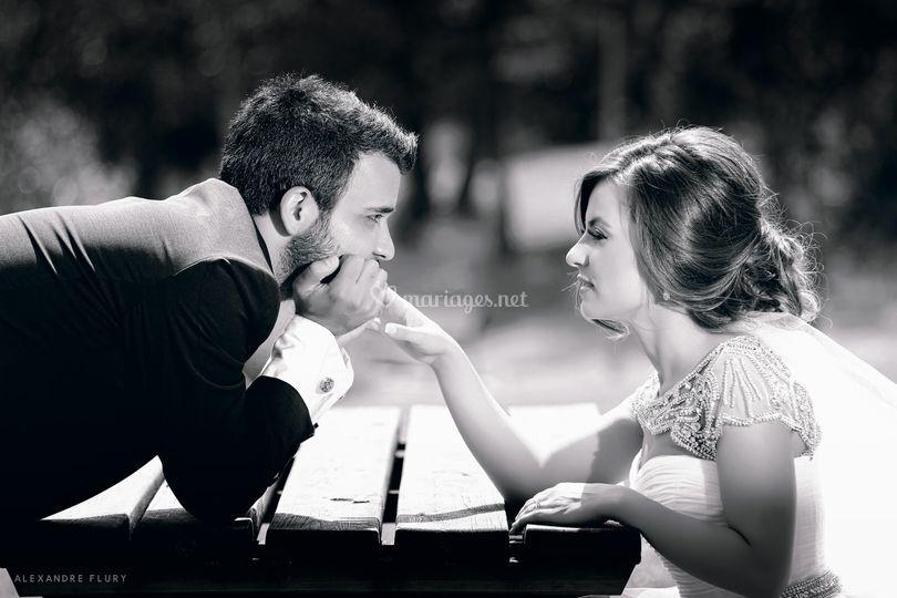 Un regard d'amour