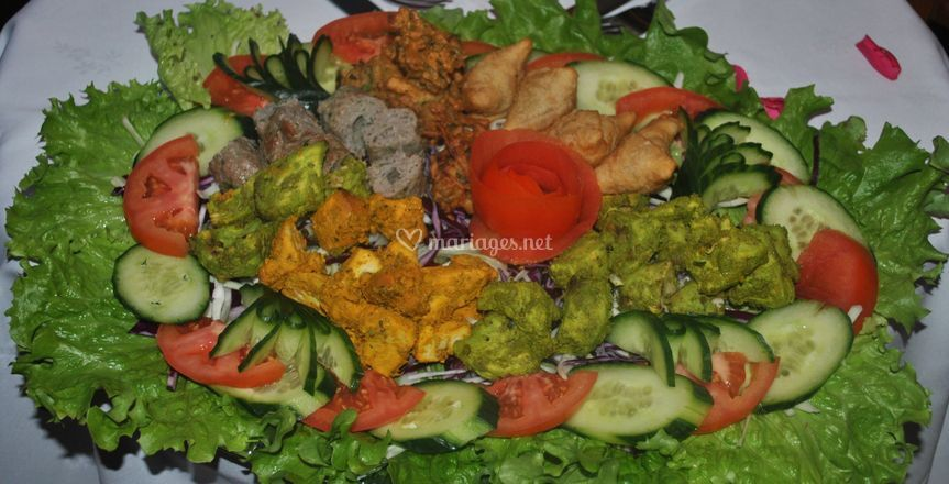 Vedas Mixed Grill