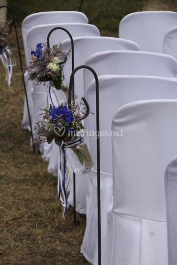 Chemin de cérémonie
