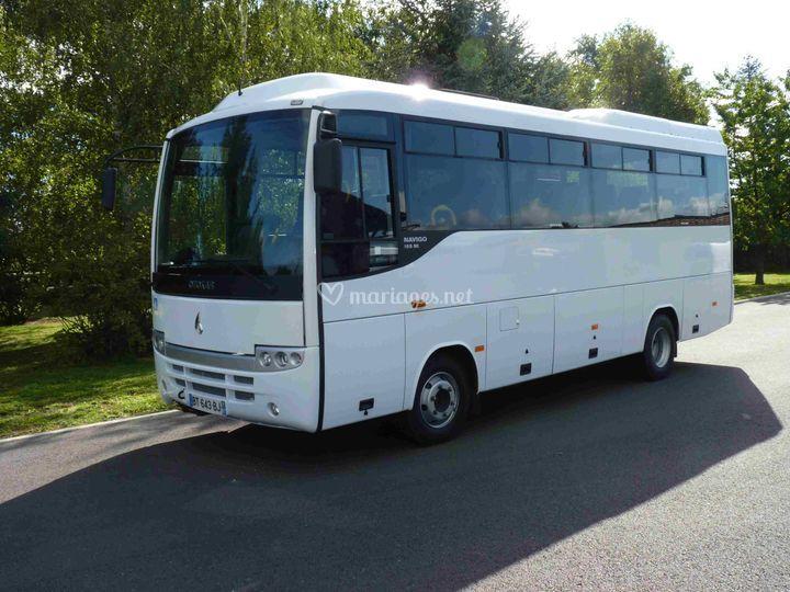 Bus de 30 places