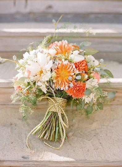 Bouquet invité