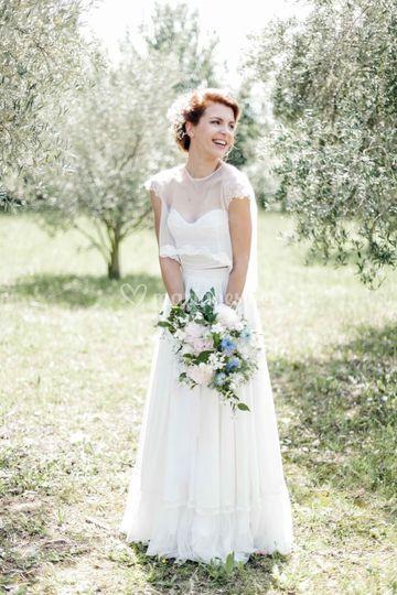Fleurs mariage à Orléans
