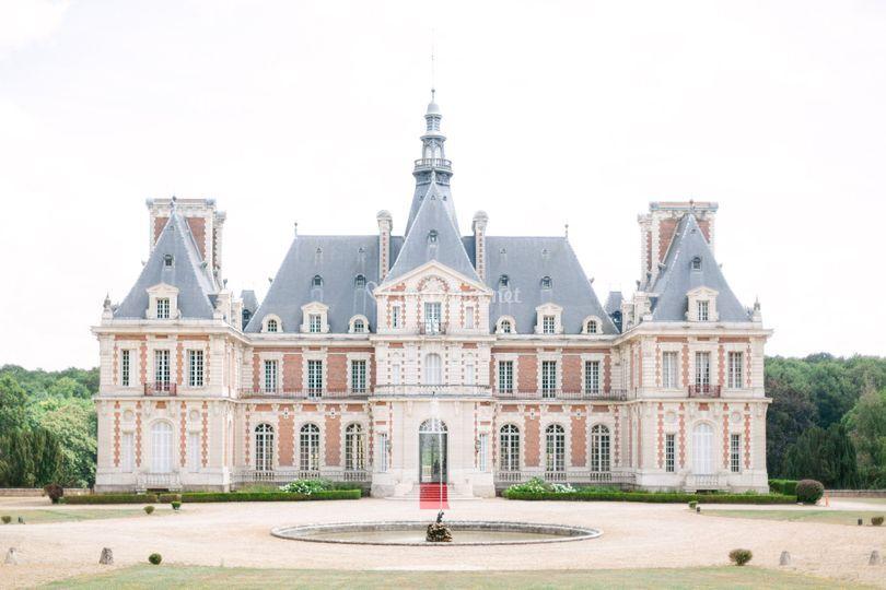 Mariage Château de Baronville