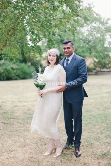 Reportage mariage Loiret