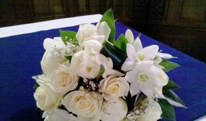 Ambiance de fleurs