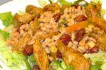 Cuisine de bl� sur Agey Traiteur