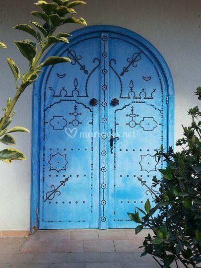 "Porte ""Sidi Bou SaÏd"""