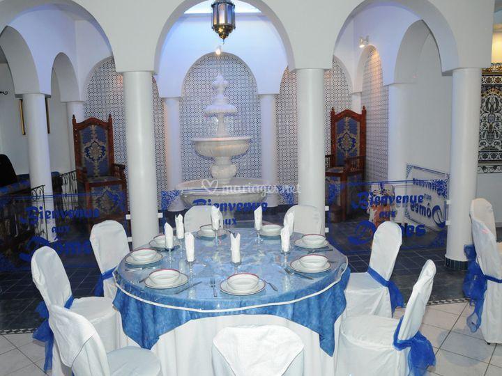 Fontaine intérieure