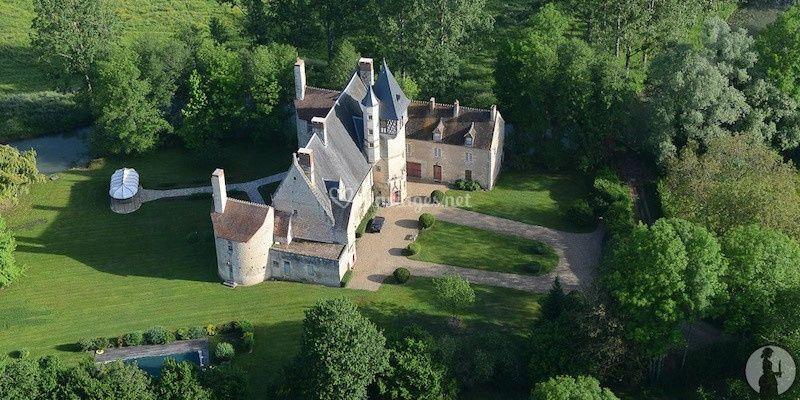 Le Chateau de Villemenant