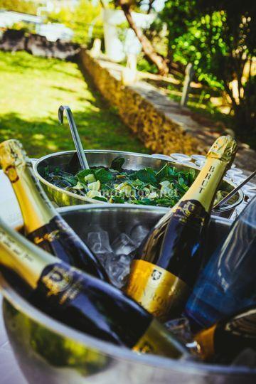 Mojito & Champagne