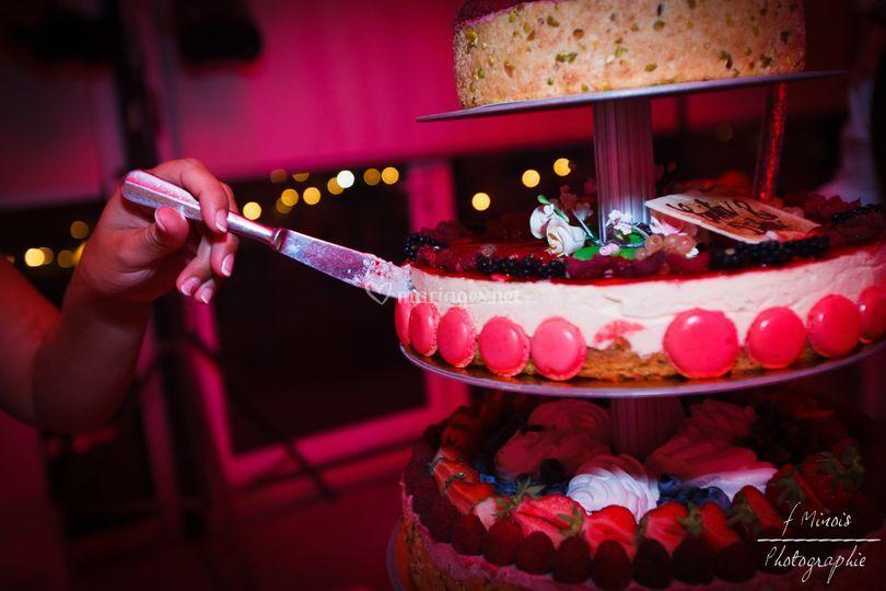 Gâteau à l'américaine