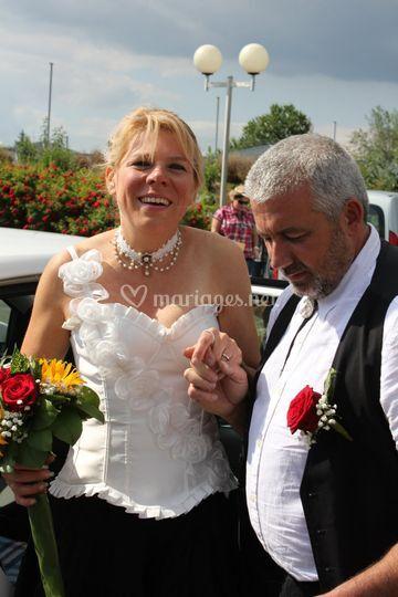 Mariage C&Y