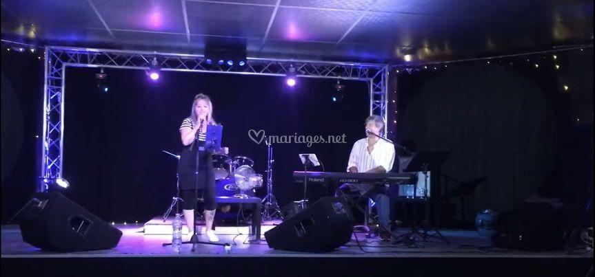 Duo Janie North et Éric Levaillant