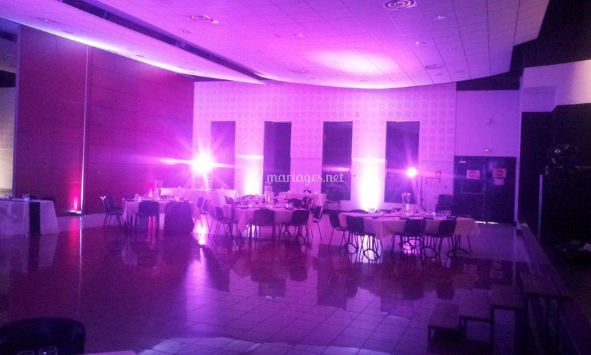 Salle Cristal Valence