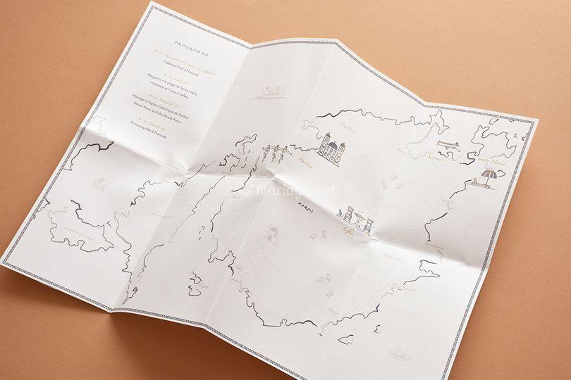 E + E | Map
