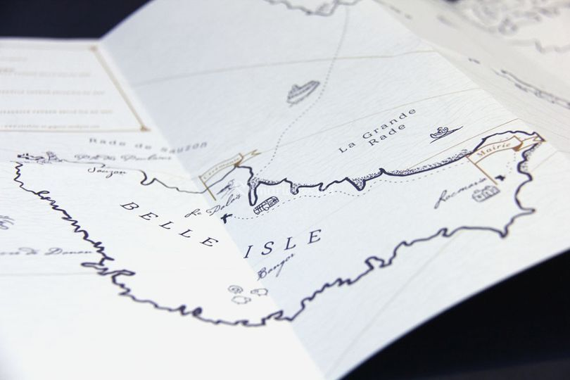 C + G | Map