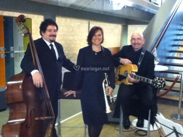 Trio avec Guitar