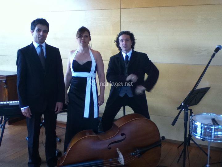 Trio avec Orgue