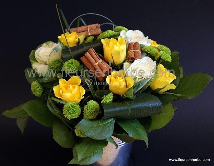 Bouquet cahcou